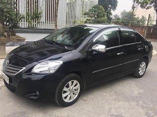 Bán xe Toyota Vios sản xuất 2009, màu đen còn mới