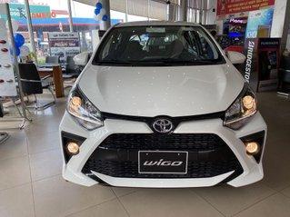 Bán ô tô Toyota Wigo 1.2G AT sản xuất năm 2020, nhập khẩu