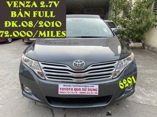 Cần bán xe Toyota Venza đời 2010, màu xám, nhập khẩu