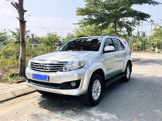 Bán Toyota Fortuner sản xuất năm 2012, giá chỉ 545 triệu