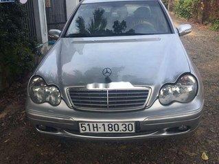 Cần bán xe Mercedes C200 sản xuất năm 2002, nhập khẩu, 165 triệu