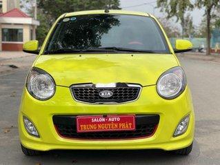 Cần bán lại xe Kia Morning sản xuất năm 2012 còn mới