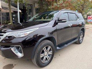 Cần bán lại xe Toyota Fortuner sản xuất năm 2017, nhập khẩu nguyên chiếc còn mới