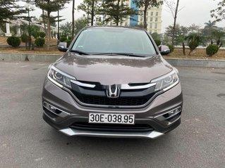 Bán Honda CR V 2.4AT sản xuất 2016, xe một đời chủ, giá ưu đãi