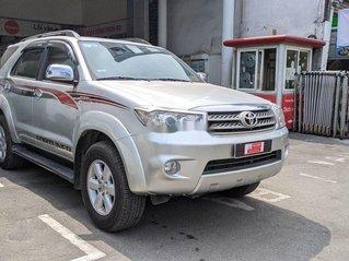Cần bán gấp Toyota Fortuner năm sản xuất 2011 chính chủ