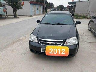 Cần bán lại xe Chevrolet Lacetti sản xuất năm 2012