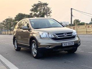 Cần bán gấp Honda CR V 2.4 sản xuất 2010, 485 triệu