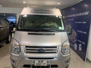 Transit Limousin VIP 2019 phong cách đầy mạnh mẽ