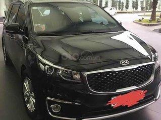 Cần bán xe Kia Sedona sản xuất năm 2016, màu đen