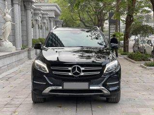 Xe chính chủ bán Mercedes GLE 400 2016 mua mới từ đầu, nhập Mỹ bảo dưỡng định kỳ, màu đen nội thất nâu da bò sang trọng
