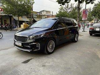 Bán Kia Sedona sản xuất năm 2018, màu đen