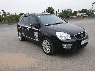 Cần bán xe Kia Carens sản xuất năm 2012, màu đen số sàn, giá ưu đãi