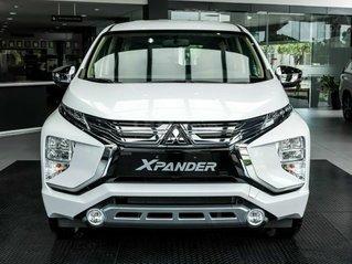 Mitsubishi Xpander hỗ trợ trả góp tới 85%, giảm 50% trước bạ + quà tặng cực hấp dẫn