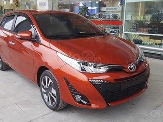 Bán Toyota Yaris sản xuất năm 2021, màu đỏ, nhập khẩu