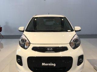 Kia Morning Luxury 2020 - màu trắng số tựu động - giao xe ngay - giá tốt - hỗ trợ trả góp