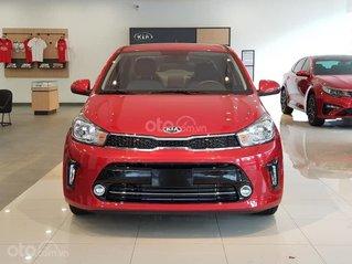 Kia Soluto 2020, màu đỏ các phiên bản - có xe giao ngay trước tết âm lịch