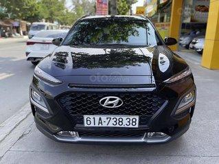 Bán ô tô Hyundai Kona đời 2020, màu đen, 695tr