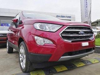 Bán Ford EcoSport Titanium 1.5 AT 2020, màu đỏ