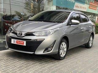 Bán Toyota Vios đời 2019, màu bạc chính chủ, 550tr