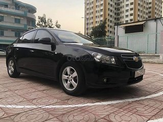 Bán Chevrolet Cruze LS 1.6 MT đời 2014, màu đen như mới, giá tốt