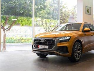 [Audi Hà Nội] Audi Q8 2020 nhập khẩu gọi ngay