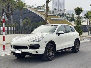 Bán xe Porsche Cayenne đời 2010, màu trắng, nhập khẩu