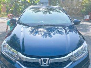 Cần bán Honda City TOP 1.5 2018 màu xanh lam, giá thấp