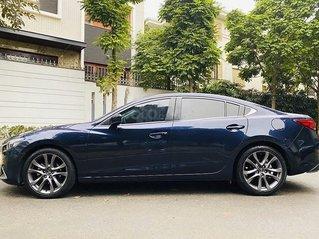 Cần bán Mazda 6 2.0 Premium đời 2018, màu xanh lam