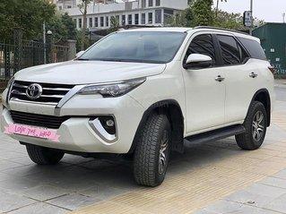 Bán ô tô Toyota Fortuner 2.7V 2018, màu trắng, nhập khẩu nguyên chiếc