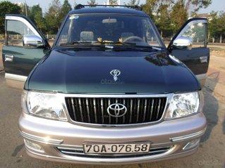 Toyota Zace cao cấp GL, xe mới như hãng, zin 100% không đối thủ, đời 2004