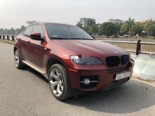 Bán BMW X6 sản xuất năm 2008, giá ưu đãi, động cơ ổn định