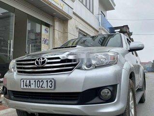 Cần bán lại xe Toyota Fortuner năm sản xuất 2013 giá cạnh tranh