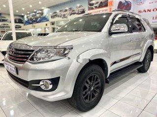 Xe Toyota Fortuner sản xuất 2015 còn mới, xe giá thấp, chính chủ sử dụng