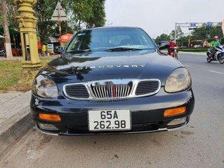 Cần bán xe Daewoo Leganza đời 1999, màu đen còn mới