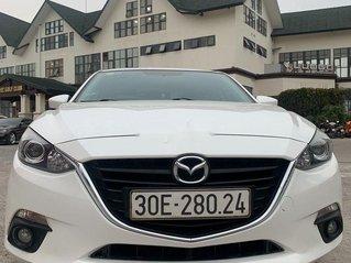 Bán ô tô Mazda 3 sản xuất 2017, xe chính chủ giá ưu đãi