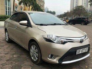 Cần bán Toyota Vios năm sản xuất 2018, xe chính chủ còn rất mới
