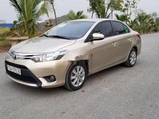 Bán xe Toyota Vios năm 2016 chính chủ, giá ưu đãi