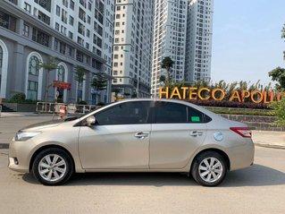 Bán Toyota Vios sản xuất 2016, giá thấp, chính chủ sử dụng
