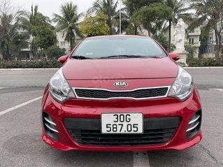 Cần bán gấp Kia Rio 1.4 sản xuất 2015, màu đỏ, nhập khẩu Hàn Quốc