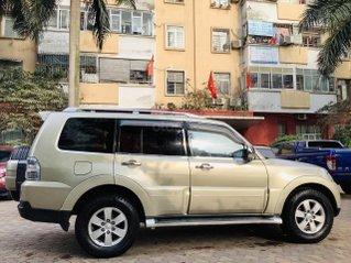 Bán xe Mitsubishi Pajero sản xuất năm 2008 nhập Nhật số tự động, giá cạnh tranh, đẹp như mới