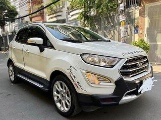 Cần bán Ford EcoSport Titanium 1.5L AT đời 2018, màu trắng