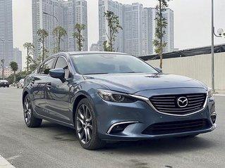 Bán Mazda 6 năm 2017, màu xanh lam