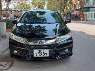 Chính chủ cần bán gấp Honda City số tự động 2015, màu đen siêu đẹp, biển Hà Nội