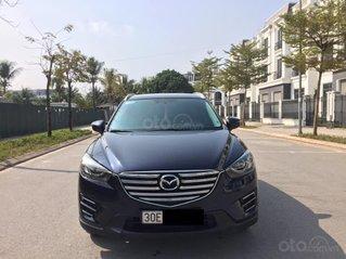 Bán Mazda CX 5 2.5 sản xuất năm 2017, đen bóng, đẹp như xe mới, giá tốt