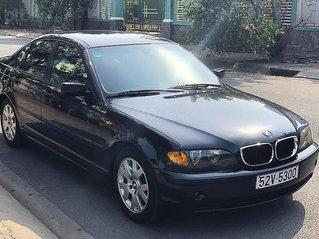 Cần bán lại xe BMW 318i năm sản xuất 2004, màu đen