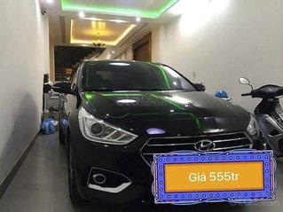 Cần bán xe Hyundai Accent 1.4 ATH 2020, màu đen, 555tr