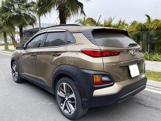 Cần bán gấp Hyundai Kona 2018, màu nâu