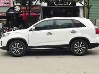 Cần bán Kia Sorento 2.2 DAT Premium đời 2019, màu trắng, giá 832tr