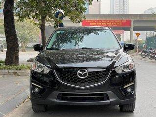 Bán ô tô Mazda CX 5 2.0 năm sản xuất 2014, màu đen,  giá bay nhanh