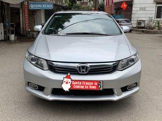 Cần bán gấp Honda Civic đăng ký lần đầu 2014, màu bạc mới 95% giá tốt 495 triệu đồng
